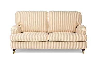 Soffa Oxford Deluxe 2-sits Randig