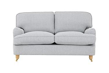 Soffa Oxford Deluxe Ljusgrå