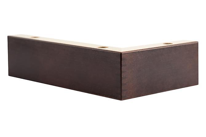 Soffben Modell H 5 Cm Brun - 8-Pack - Möbler - Soffor - Sofftillbehör