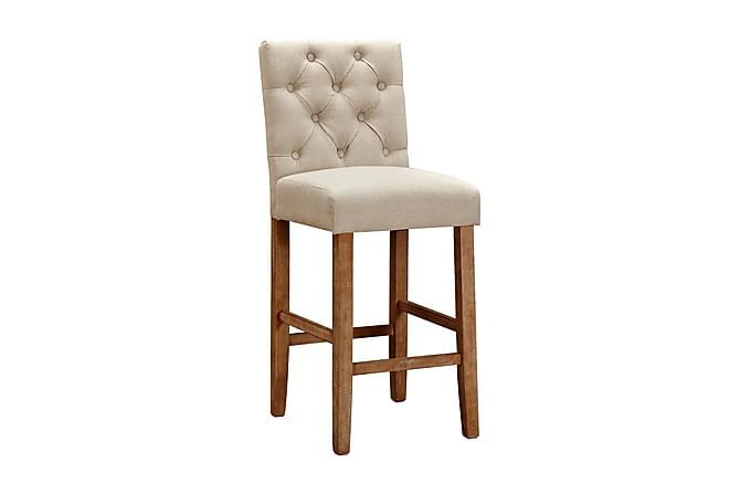 Barstol Emmie - Beige - Möbler - Stolar - Barstolar