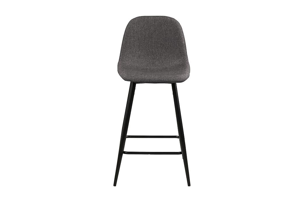 Barstol Gaigai - Mörkgrå|Svart - Möbler - Stolar - Barstolar