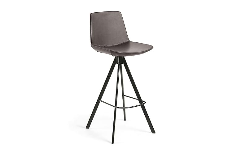 Barstol Zast - Mörkbrun - Möbler - Stolar - Barstolar
