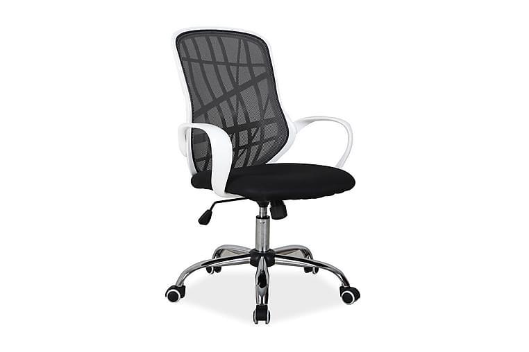 Kontorsstol Alcorns Ställbar - Vit - Möbler - Stolar - Kontorsstol & skrivbordsstolar