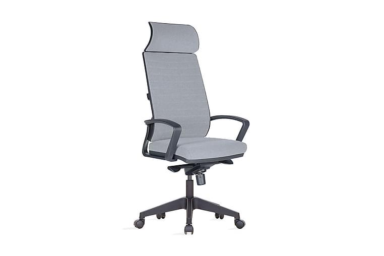 Kontorsstol Boun 63 cm - Grå|Svart - Möbler - Stolar - Kontorsstol & skrivbordsstolar