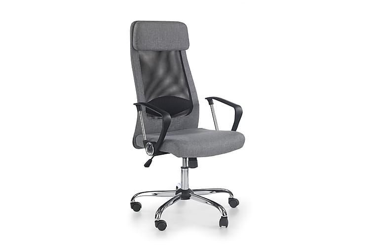 Kontorsstol Pincone - Grå - Möbler - Stolar - Kontorsstol & skrivbordsstolar