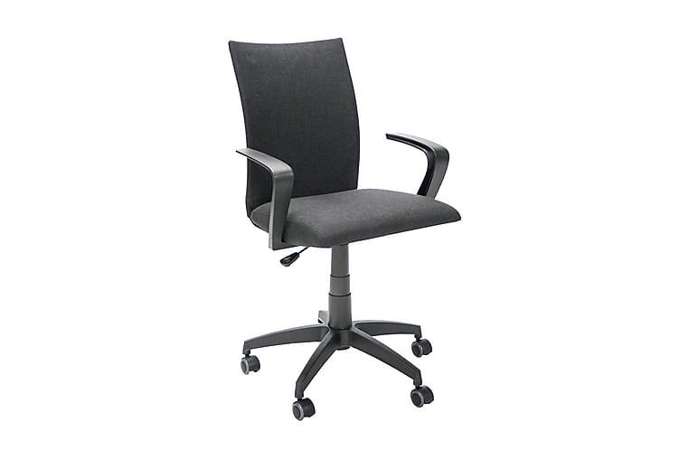 Kontorstol CLAUDIA 59x57xH87-965cm färg: svart - Möbler - Stolar - Kontorsstol & skrivbordsstolar