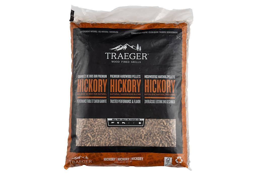 Pellets Hickory 9 kg - Traeger - Trädgård - Grillar - Grilltillbehör