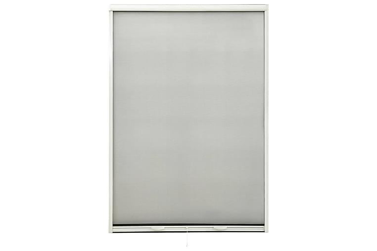 Insektsnät för fönster vit 110x170 cm - Vit - Trädgård - Trädgårdsdekoration & utemiljö - Myggnät