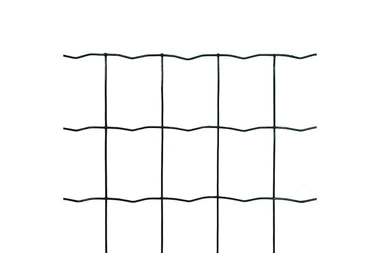 Eurofence stål 25x1,2 m grön - Grön - Trädgård - Trädgårdsdekoration & utemiljö - Staket & grindar