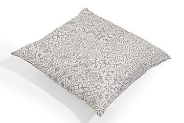 Kuddfodral Inca Grey 60x60 cm Grå