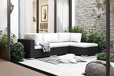 Loungegrupp Bahamas 4-sits Divan/Bord