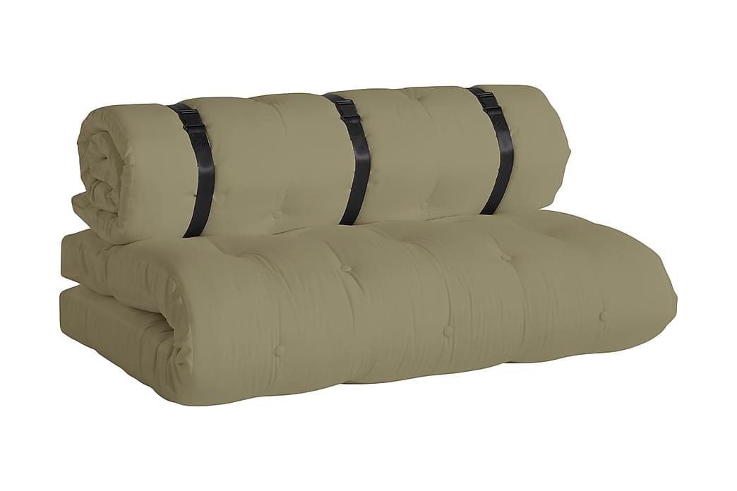 Utesoffa Buckle-Up Out™ Beige - Karup Design - Utemöbler - Balkongmöbler - Balkongsoffor