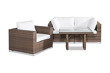 Loungegrupp Bahamas 3-sits
