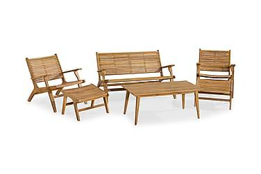 Loungegrupp Tukan 4-sits