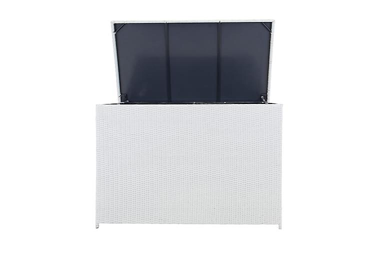 Dynbox Aranos 150x90x100.5 - Vit - Utemöbler - Dynboxar & möbelskydd - Dynboxar & dynlådor