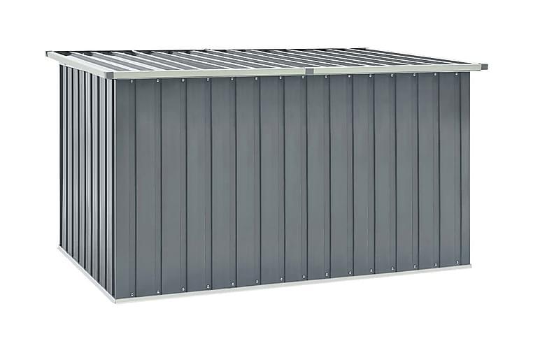 Dynbox grå 171x99x93 cm - Grå - Utemöbler - Dynboxar & möbelskydd - Dynboxar & dynlådor