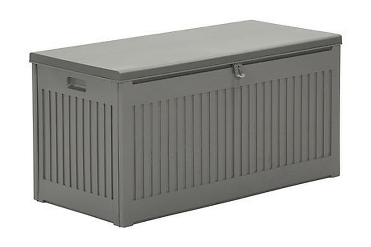 Dynbox Primo 109x51 cm Grå - Garden Impressions - Utemöbler - Dynboxar & möbelskydd - Dynboxar & dynlådor