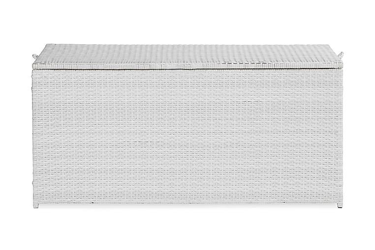 Dynbox Zahara - Vit - Utemöbler - Dynboxar & möbelskydd - Dynboxar & dynlådor