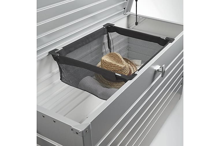 Nätkorg till Dynbox med Upphängning Svart - Biohort - Utemöbler - Dynboxar & möbelskydd - Dynboxar & dynlådor