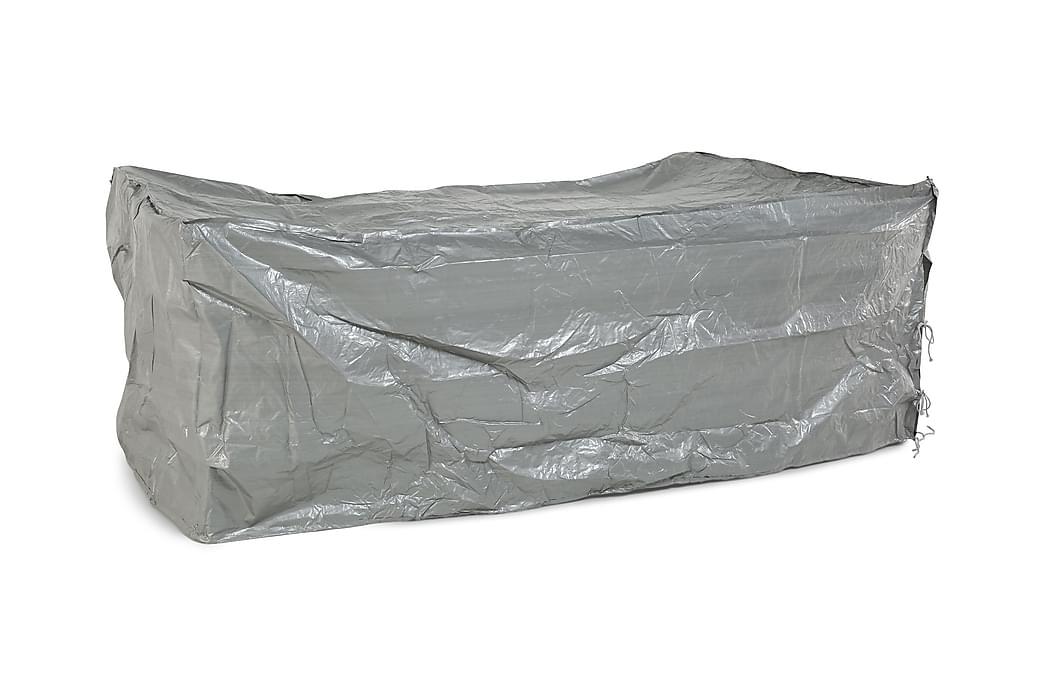 Möbelskydd 350x255x65 cm - Grå - Utemöbler - Dynboxar & möbelskydd - Möbelskydd