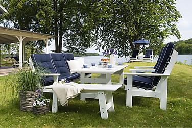 Soffgrupp Hillerstorp Herrgård Bord + Soffa + 2 Fåtöljer