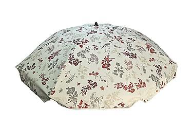 Bomulls parasoll 200 cm:Nature
