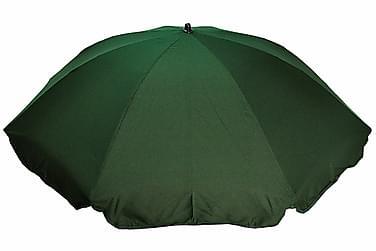 Parasoll 200 cm Grön