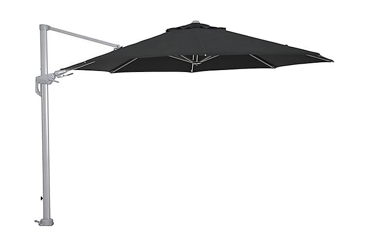 Parasoll Hawaii 350 cm Svart/Grå - Garden Impressions - Utemöbler - Solskydd - Parasoller