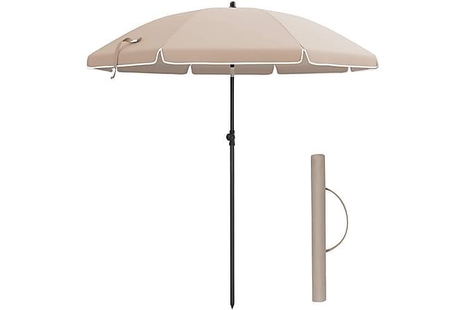 Parasoll Songmics 160 cm - Utemöbler - Solskydd - Parasoller