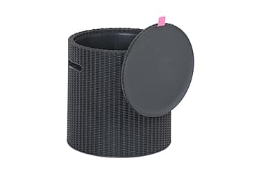 Pall/Kylbox Cool Stool med Förvaring 39 L