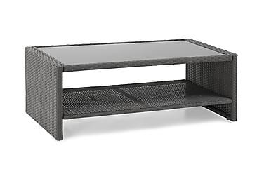 Soffbord Rolls med Hylla 111,5x58 cm
