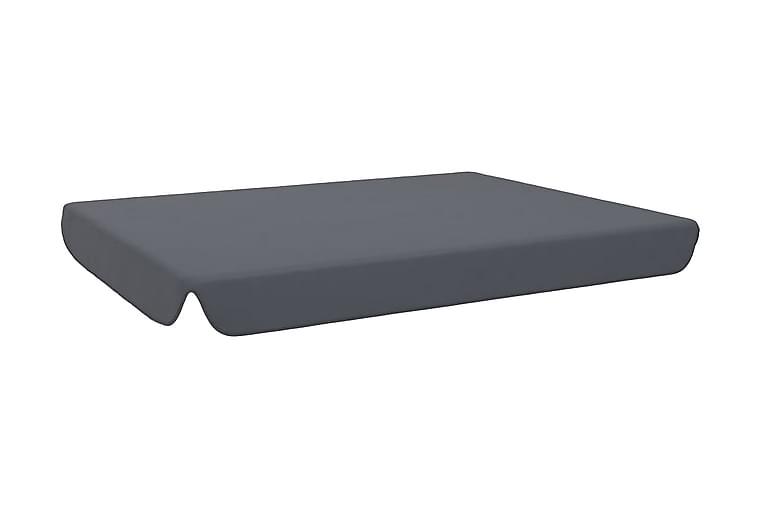 Reservtak för hammock antracit 192x147 cm - Antracit - Utemöbler - Soffor & bänkar ute - Hammockar