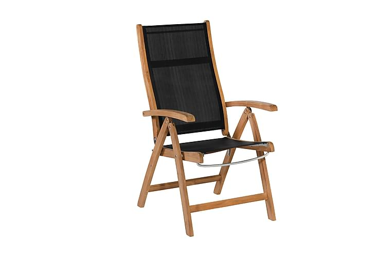 Stol Caldo - Svart - Utemöbler - Stolar & Fåtöljer ute - Matstolar